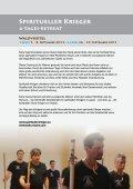 Termine Herbst 2013 - Hawaiian spiritual healing academy - Seite 4