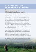 Termine Herbst 2013 - Hawaiian spiritual healing academy - Seite 6
