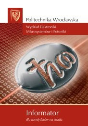 Fotonika i Mikrosystemy - Wemif