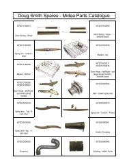 Midea Parts Catalogue - Doug Smith Spares