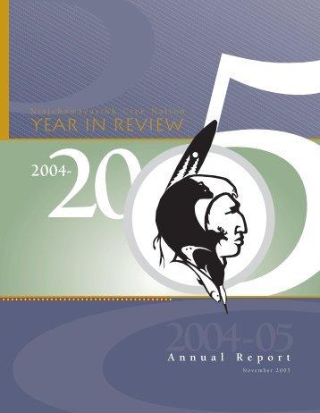 Download Full Report (5.2MB PDF) - Nisichawayasihk Cree Nation
