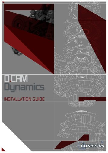 Installation Guide (pdf) - FXpansion1.com