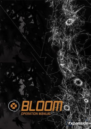 Bloom Operation Manual - FXpansion1.com