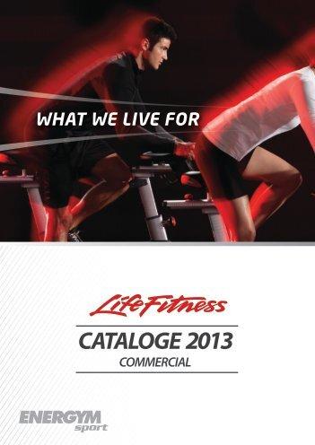 LifeFitness by Energym - אנרג'ים