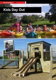 Kids day out - New Zealand Kayak Magazine