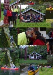 Whanganui River 2012 Montage - New Zealand Kayak Magazine