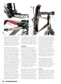 Fondriest TF0 reviewed in Peloton Magazine's Jun 2013 - Albabici - Page 4