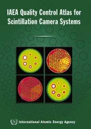 IAEA Quality Control Atlas for Scintillation Camera Systems