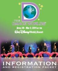 accommodations 2011 dance worlds