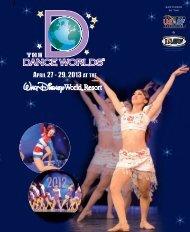 The Dance Worlds™ PARTICIPANTS