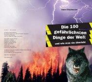 Dinge der Welt Die 100 gefährlichsten