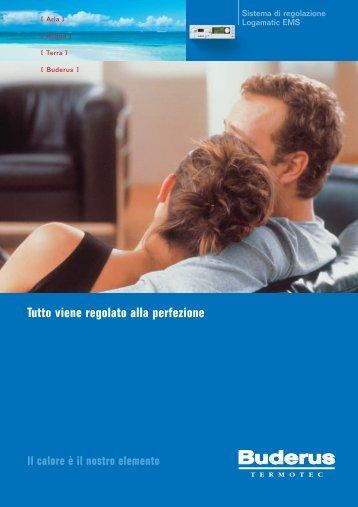 Logamatic EMS ITA - Buderus