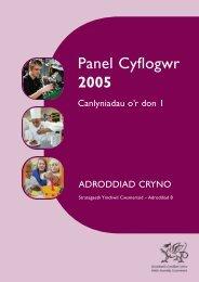 2005 - Arsyllfa Dysgu a Sgiliau Cymru