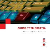 CONNECT TO CROATIA