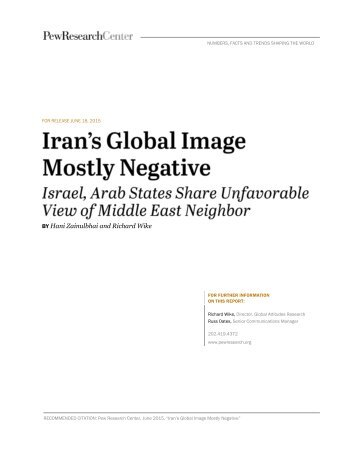 Pew-Research-Center-Iran-Report-June-18-2015-FINAL