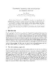 1 Introduction 2 The data mining approach