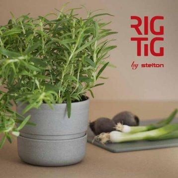 Broschüre - RIG-TIG by Stelton