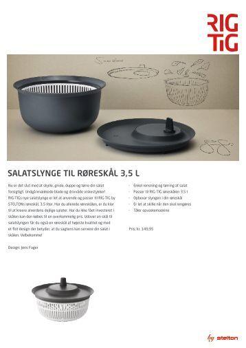brochure rig tig by stelton. Black Bedroom Furniture Sets. Home Design Ideas