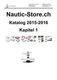 Nautic-Store.ch Bootszubehör Katalog Kapitel 1