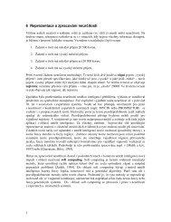 6 Reprezentace a zpracování neurčitosti - Sorry
