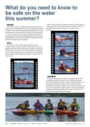 What do you need to know to be safe on the water this summer?