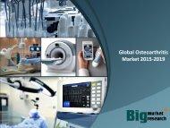 Global Osteoarthritis Market 2015-2019