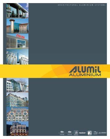 Alumil: Architectural Aluminium System
