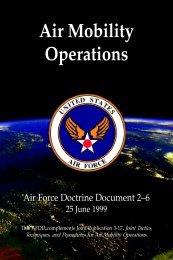Air Force Doctrine Document 2-6
