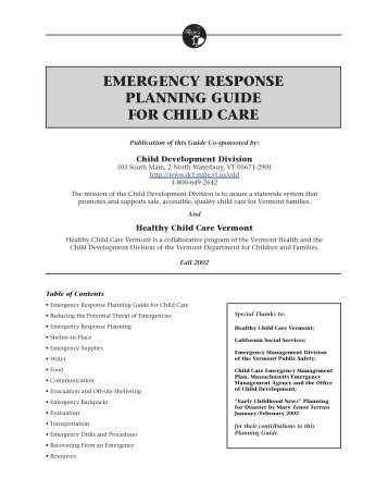 alaska emergency response guide for small communities 2014 final rh yumpu com Emergency Response Clip Art Disaster Response Guide