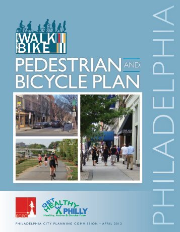 Philadelphia Pedestrian and Bicycle Plan