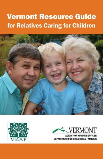 Vermont Resource Guide - Department for Children and Families