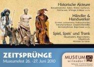 Flyer Museumsfest.indd - Museum Wilnsdorf