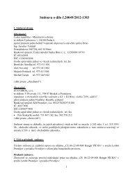 Celé znění smlouvy - z 21.06.2012 - Ministerstvo obrany