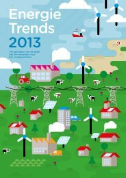 Energietrends 2013 - Energie-Nederland