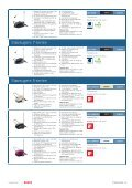 Produktoversigt Bosch små apparater og støvsugere Gældende fra ... - Page 5