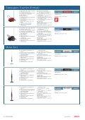Produktoversigt Bosch små apparater og støvsugere Gældende fra ... - Page 6