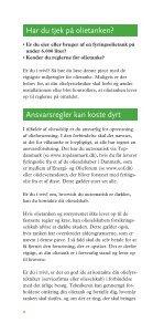 Tjek din olietank - Miljøstyrelsen - Page 2