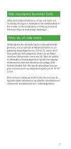 Tjek din olietank - Miljøstyrelsen - Page 7