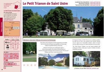 Le Petit Trianon de Saint Ustre - Les Castels