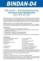 bindan-d4 pdf - Bindulin