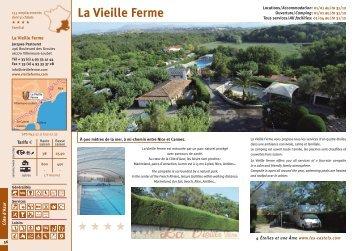 La Vieille Ferme - Les Castels