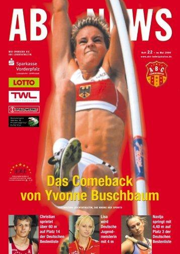 Das Comeback von Yvonne Buschbaum Das Comeback von ...