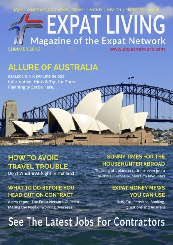 EXPAT LIVING SUMMER 2015