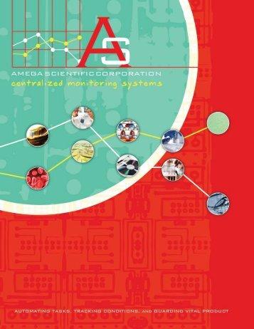 Amega Scientific.pdf (1.3 MB) - APEX Laboratory Equipment Company