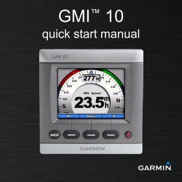 quick start manual