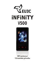 iNFiNiTY V500 - EU3C