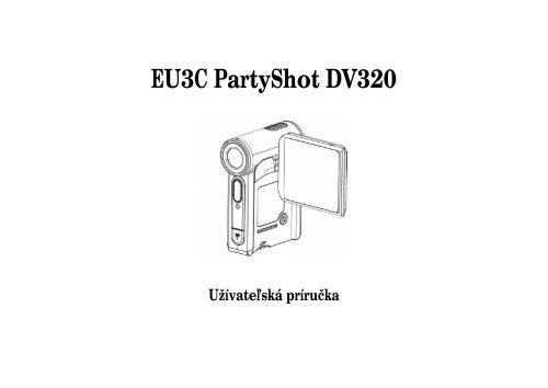 EU3C PartyShot DV320
