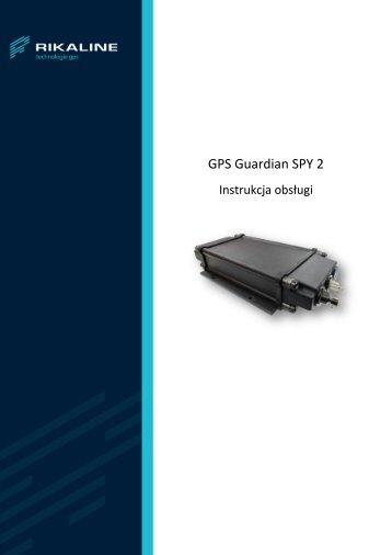 Gps Guardian Spy 2 - instrukcja - Rikaline