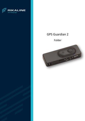 GPS Guardian 2 - folder produktu - JelCar