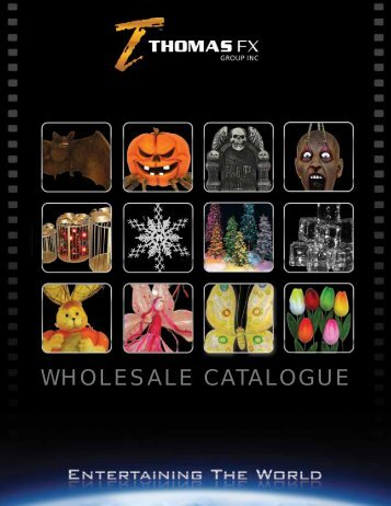 WHOLESALE CATALOGUE